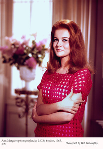 Ann-Margret photographed at MGM Studios, 1965 © 1978 Bob Willoughby - Image 0332_0213