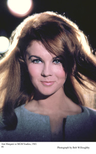 Ann-Margret photographed at MGM Studios, 1965 © 1978 Bob Willoughby - Image 0332_0215
