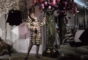 "Ann-Margreton the set of ""The Swinger""C. 1966Photo by Mel Traxel - Image 0332_0266"