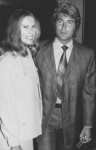 Michael Landon with wife LynnN.B.C Affiliate Party, 1972 © 1978 Kim Maydole Lynch - Image 0334_0182