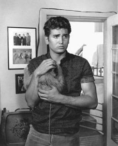 Michael Landon at homec. 1960 NBCPhoto by Joe Shere - Image 0334_0203