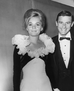 Tuesday Weld and Roddy McDowallcirca 1960Photo by Joe Shere - Image 0335_0357