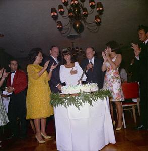 Nancy Sinatra at Chasen