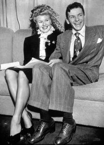 Frank Sinatra andGinger Rogersc. 1943 - Image 0337_0003