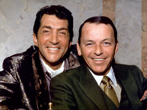 Frank Sinatra  with Dean Martin 1965Photo by Ted Allan - Image 0337_0050