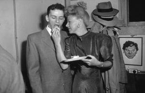 Frank Sinatra and Ginger Rogersc. 1943 - Image 0337_0089