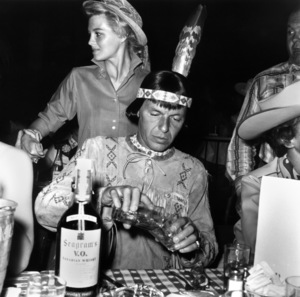Frank Sinatra and Angie Dickinson at a Share Party1960 © 1978 David Sutton - Image 0337_0557