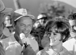 Frank Sinatra and Jill St. JohnPalm Springs, 1964 © 1978 David Sutton - Image 0337_0609