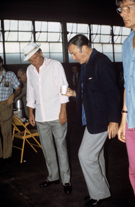 Frank Sinatra and Gene Kelly1973© 1978 David Sutton - Image 0337_0625