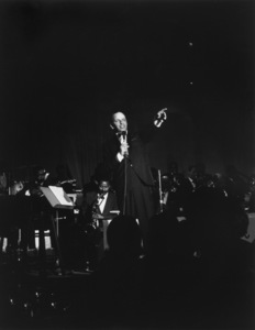 Frank Sinatraperforming at the Sands Hotel in Las Vegas1964 © 1978 David Sutton - Image 0337_0636