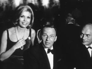 Frank Sinatra, Nancy Sinatra and Yul Brynner in Las Vegas / 1964 © 1978 David Sutton - Image 0337_0671