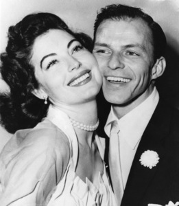 Frank Sinatra and Ava Gardner on their wedding day11-07-1951 - Image 0337_0736
