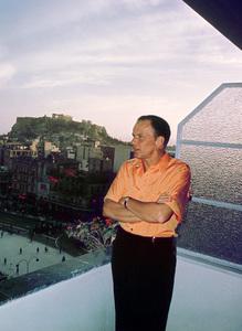 Frank Sinatra in Athens, Greececirca 1964 © 1978 Ted Allan - Image 0337_0775