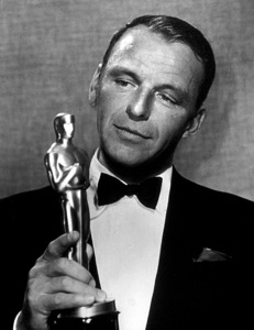 Frank Sinatra host of the 35th Annual Academy Awards / 1963 © 1978 Ted Allan - Image 0337_0829