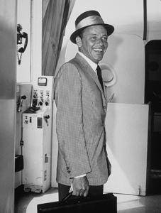 Frank Sinatrac. 1962 © 1978 Ted Allan - Image 0337_0838