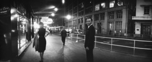 Frank Sinatra at Queen