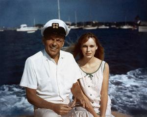 Frank Sinatra and Mia Farrow1965© 1978 Ted Allan - Image 0337_0855