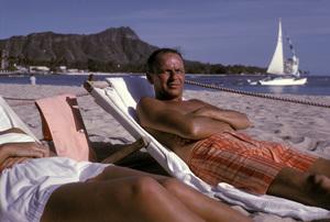 Frank Sinatra in Honolulu, Hawaii1962 © 1978 Ted Allan - Image 0337_0867
