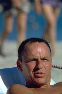 Frank Sinatra in Honolulu, Hawaii1962 © 1978 Ted Allan - Image 0337_0874
