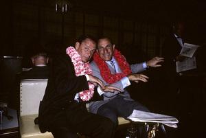 Frank Sinatra in Honolulu, Hawaii1962 © 1978 Ted Allan - Image 0337_0877