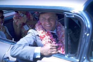Frank Sinatra in Honolulu, Hawaii1962 © 1978 Ted Allan - Image 0337_0878