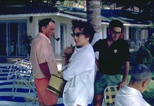 Frank Sinatra in Mexico1962 © 1978 Ted Allan - Image 0337_0885