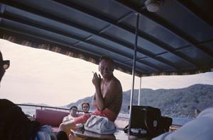 Frank Sinatra in Mexico1962 © 1978 Ted Allan - Image 0337_0895