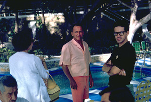 Frank Sinatra in Mexico1962 © 1978 Ted Allan - Image 0337_0896