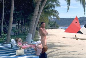 Frank Sinatra in Mexico1962 © 1978 Ted Allan - Image 0337_0904