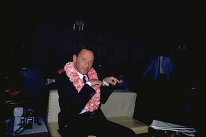 Frank Sinatra in Honolulu, Hawaii1962 © 1978 Ted Allan - Image 0337_0909