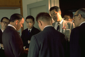 Frank Sinatra in Japan1962 © 1978 Ted Allan - Image 0337_0920