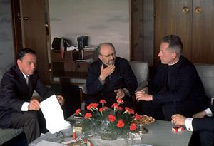 Frank Sinatra visits Japan1962 © 1978 Ted Allan - Image 0337_0922