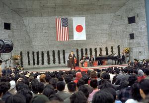 Frank Sinatra visits Japan1962 © 1978 Ted Allan - Image 0337_0931