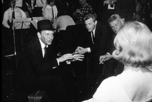 Frank Sinatrac. 1962 © 1978 Ted Allan - Image 0337_0985
