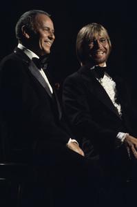 """Sinatra and Friends""Frank Sinatra, John Denver1977 © 1978 Bud Gray - Image 0337_1043"