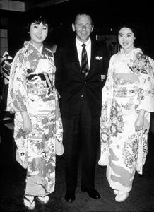 Frank Sinatra visiting Japanc. 1964 © 1978 Ted Allan - Image 0337_1118