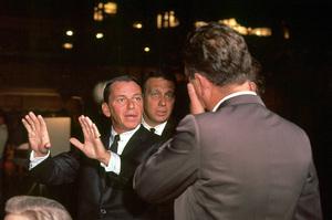 Frank Sinatrac. 1962 © 1978 Ted Allan - Image 0337_1127