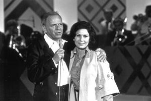 Frank Sinatra Special with Loretta Lynn / c. 1975 © 1978 Bud Gray - Image 0337_1229