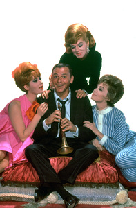 """Frank Sinatra """"Come Blow Your Horn"""" / 1963 © 1978 Ted Allan - Image 0337_1247"""