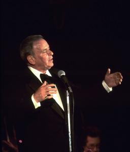 Frank Sinatra  Performing atCaesar