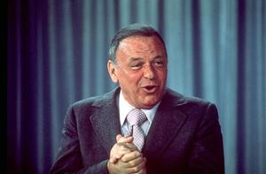 Frank Sinatra, c. 1985. © 1978 Gunther - Image 0337_1353