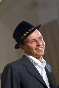 Frank Sinatra during a Capitol Records recording session 1959© 1978 Sid Avery - Image 0337_1485