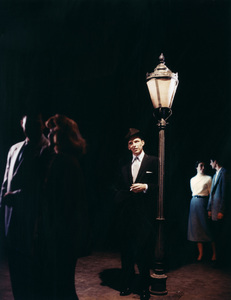 Frank Sinatra photo that appears on the cover of Capitol Records