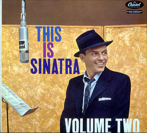 """Frank Sinatra""""This Is Sinatra"""" Volume 2c. 1957 / Capitol Records © 1978 Sid Avery - Image 0337_1548"""