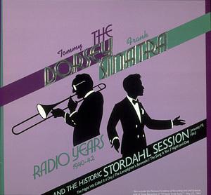 """The Tommy Dorsey Frank Sinatra Radio Years""1982 RCA - Image 0337_1561"
