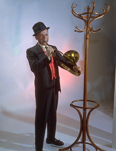 """Frank Sinatra publicity shot for""""Come Blow Your Horn,"""" c. 1965. © 1978 Ted Allan - Image 0337_1592"""