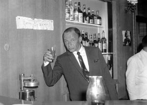 Frank Sinatra, c. 1964. - Image 0337_1604
