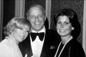 Frank Sinatra, Nancy, and Tina at Scopus Awards, 1976. © 1978 David Sutton  - Image 0337_1609