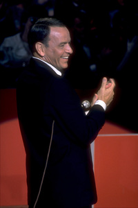"""Frank Sinatra on NBC TV Special """"A Man and His Music""""1967 © 1978 Ed Thrasher / MPTV - Image 0337_1841"""