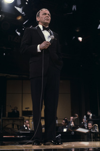Frank Sinatra on a NBC TV Special1969© 1978 Ed Thrasher - Image 0337_1868